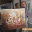 Казанлъшки художник e номиниран за Световното във Флоренция