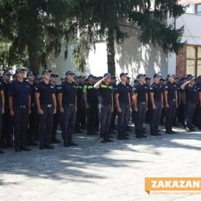 102 нови служители на МВР положиха клетва