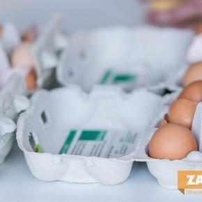 На пазара у нас  няма заразени яйца