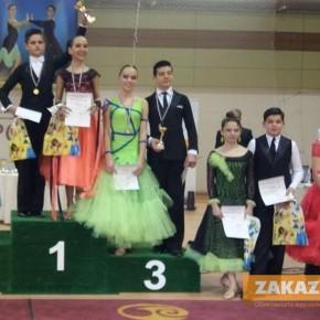 """Отново първи места за танцьорите на """"Роза"""""""