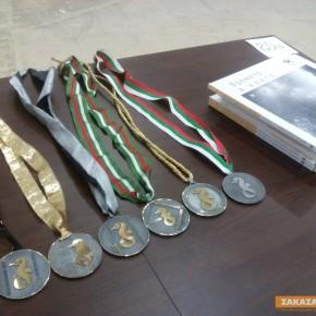"""Медалите от """"Фотоваканция"""" дойдоха в Казанлък"""