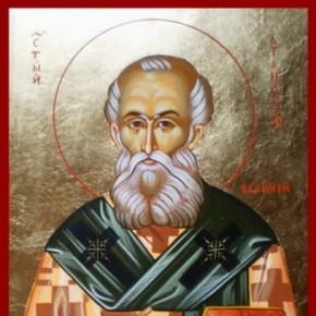 Свети Атанасий - покровителят на зимата