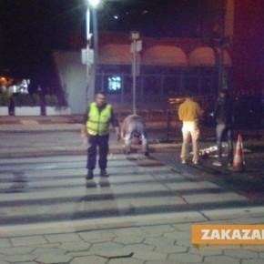 Жена с опасност за живота след инцидент на пешеходна пътека