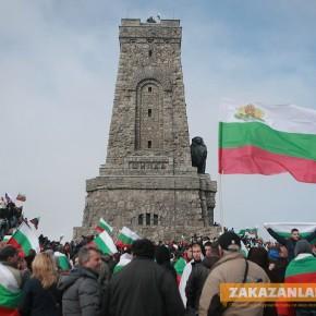 На връх Шипка чакаме двама патриарси, вицепрезидент и председател на парламента