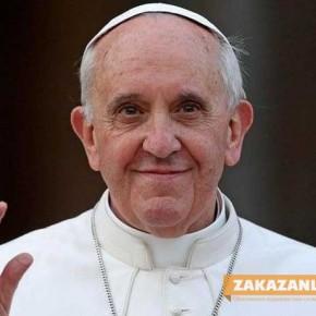 Папа Франциск идва у нас на 5 май
