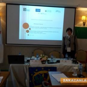 Казанлък представи България на международна конференция