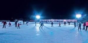 Ледена пързалка за празниците в Казанлък