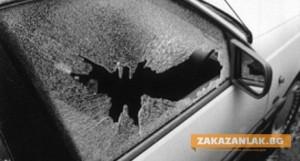 Още един разбит автомобил в Казанлък
