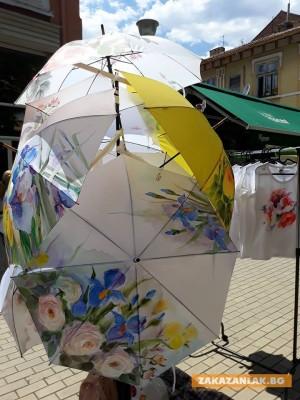 Пъстра и  българска Улица на занаятите