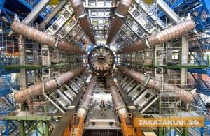Вдигат мощността на Големия адронен колайдер