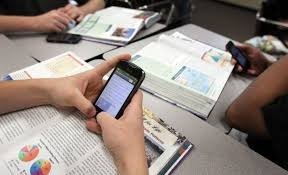 Без телефони в училище?