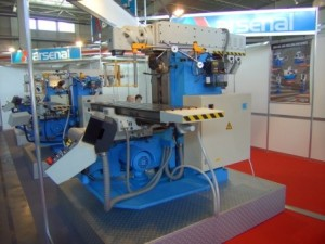 За историята на българските машини с ЦПУ
