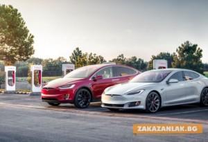 Tesla изпревари Mercedes по продажби