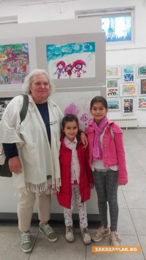 Отличиха казанлъшки деца в световен конкурс