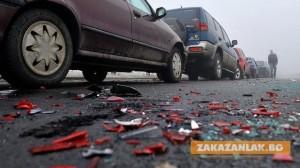 1390 пътни инцидента в Старозагорска област