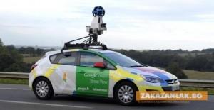 Google обновява снимките от български градове