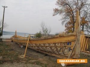 Представят тракийския  птицеглав кораб