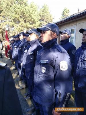 100 полицаи положиха клетва в Казанлък