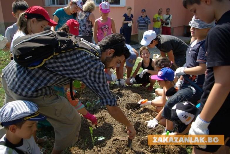 Стилиан Славов : Грижата към природата е и  уважение и солидарност към хората, с които се срещаме и  работим