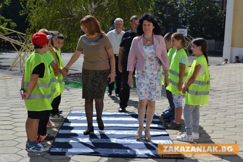 Кметът Галина Стоянова: През  последните години Общината положи усилия да направи условията за шофиране по-безопасни