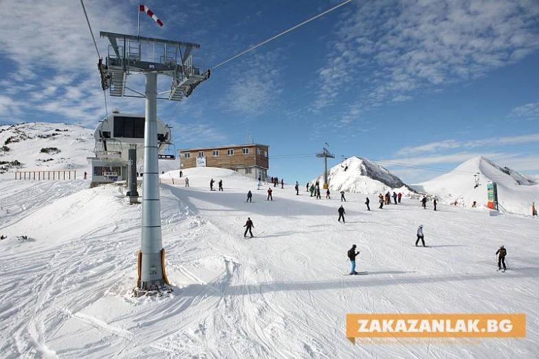 България – в топ 6 за зимен туризъм