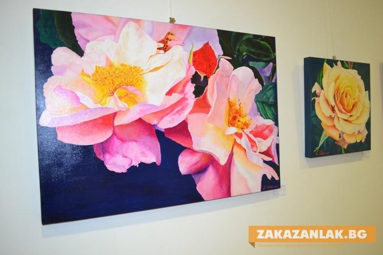 Италианка реди рози в Казанлък