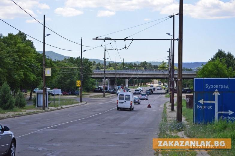 Демонтират въздушната контактна мрежа за тролейбусите