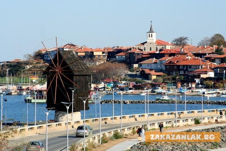 Община Казанлък стана собственик на земя в Несебър