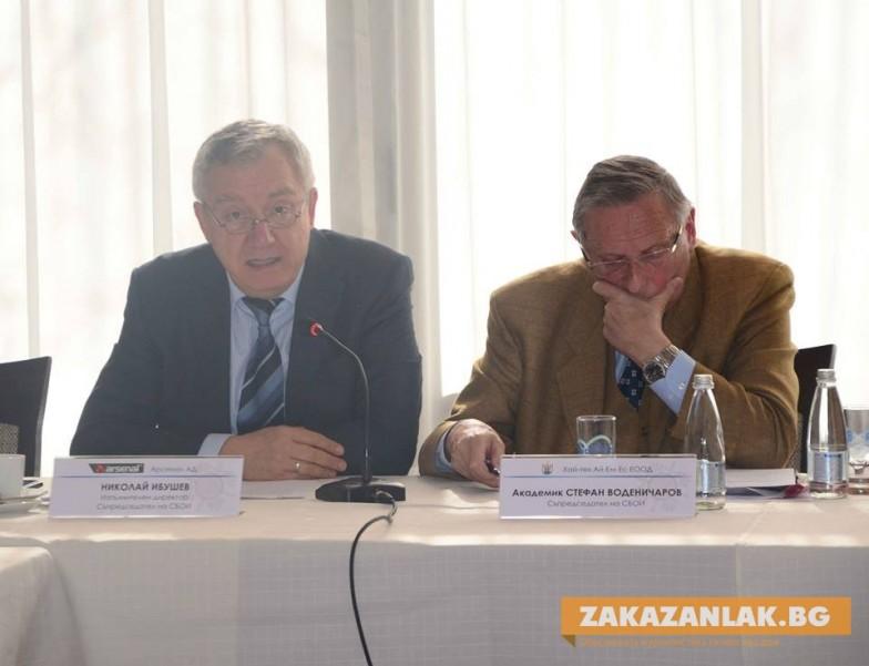 Сдружението на българската отбранителната индустрия е огромна сила