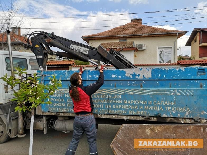 Сливи за смет 2019: 18 тона боклук  и продължаваме