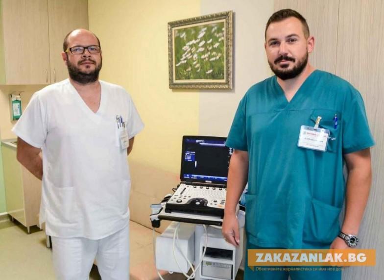 Хирурзи спасиха живота на 5-годишно дете от Казанлък