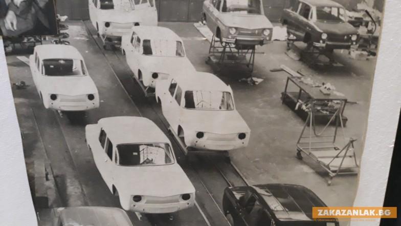 """95 години """"Арсенал"""" в Казанлък: Тук сглобяват автомобилите """"Булгар Рено"""""""