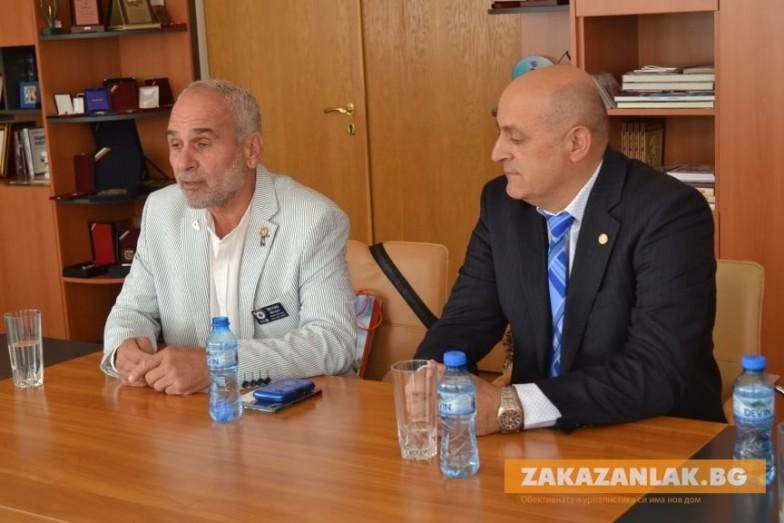 Казанлъшките ротарианци с национална дарителска кампания