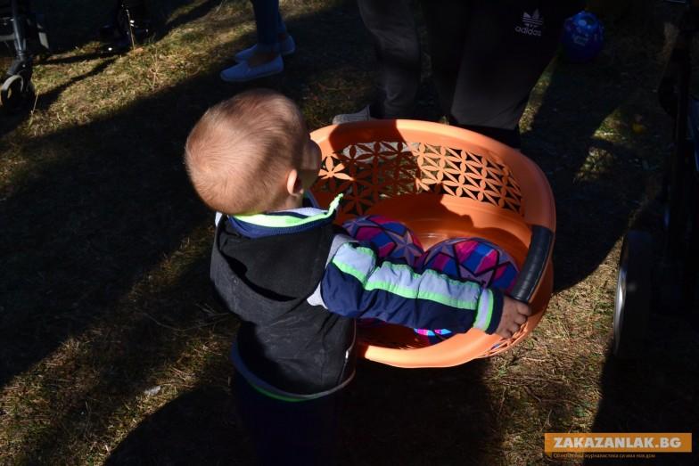 Нов пункт на Детска млечна кухня в Енина