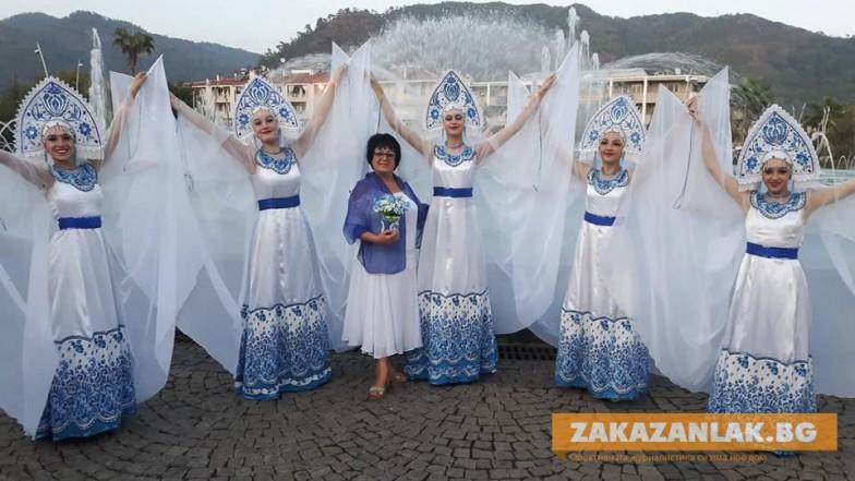 """Мармарис аплодира балерините от """"Грация"""""""