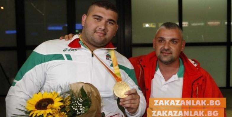 Героят на България и на Казанлък – Ружди Ружди отново със световна титла