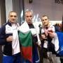 Тенчо донесе първият медал за България от световно първенство по ММА