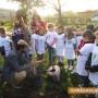Зелени юнаци посадиха дърво