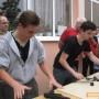 Хаджиеновци демонстрираха майсторство при разглобяване и сглобяване на автомат