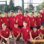 """Успешно представяне на детския тим на """"Розите"""" на турнир в Бургас"""
