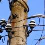 В Горно Сахране двама се топлели на улично осветление