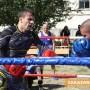 Боксов турнир в затвора
