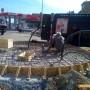 Нов фонтан с мини кръгово в Казанлък