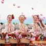Алжир, Франция, Италия, Корея, Япония пращат делегации за Празника на розата