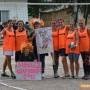 Дамският тим на Завод 2 - шампион на волейбол