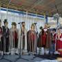 Коледари се събират на площада на 24 декември