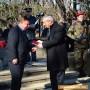 """ОБНОВЕНА! Юбилеен медал получи изп. директор на """"Арсенал"""" Николай Ибушев от министъра на отбраната"""
