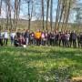 "30 тополи засадиха ученици от гимназия ""Св. Св. Кирил и Методий"""