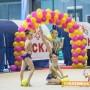 """Гимнастичките от """"Розова долина"""" с достойно представяне в Държавното първенство"""