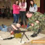 ОБНОВЕНА: Ученици - Приятели на армията